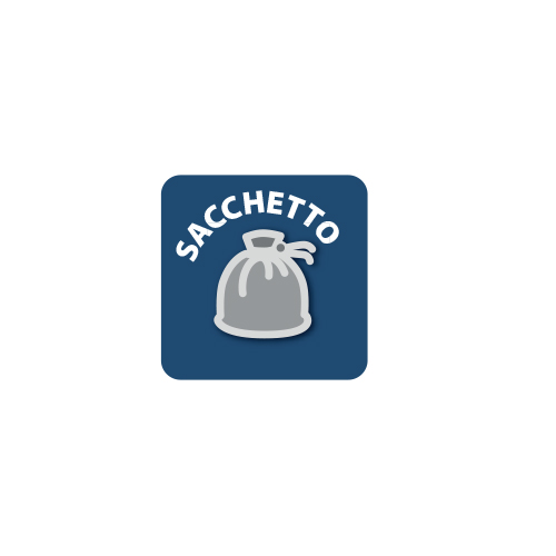 3 – sacchetto